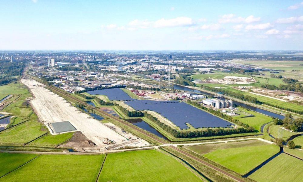 Zonneparken met duurzaam dubbelgebruik van land - bron site RVO